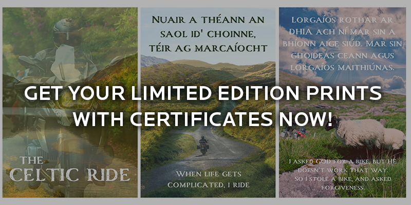 Get Your Limited Edition Prints With Certificates Now