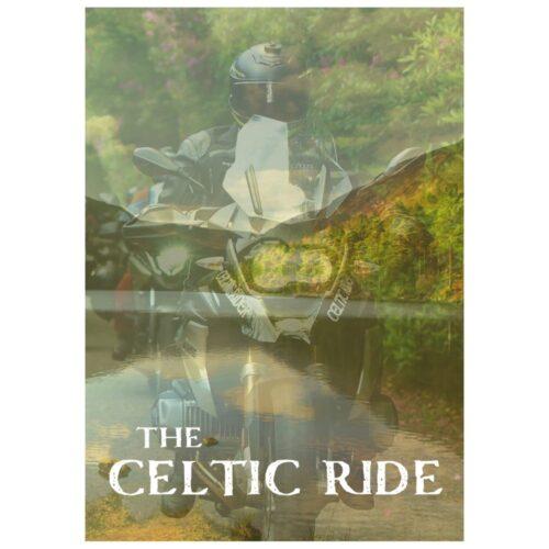 The Celtic Ride Mystic Ireland Original Poster