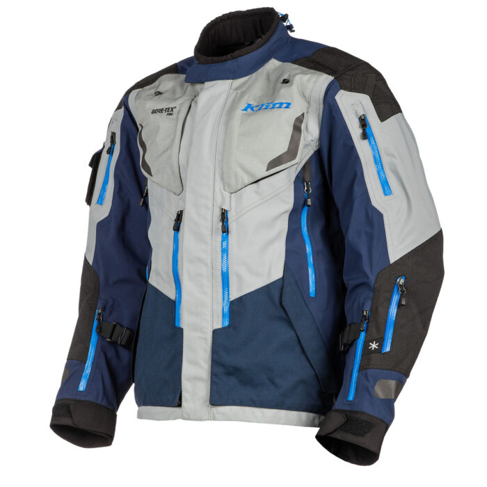 Badlands Pro Jacket Blue
