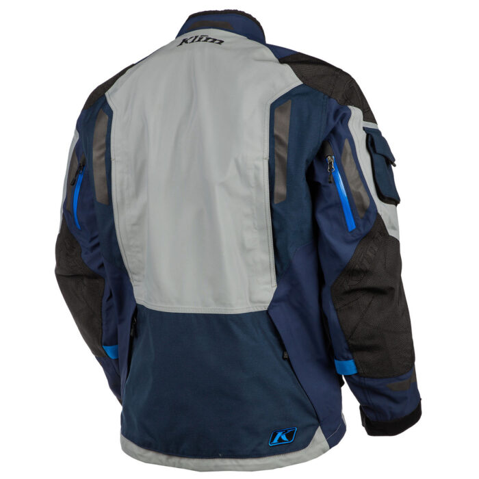 Badlands Pro Jacket Blue Back