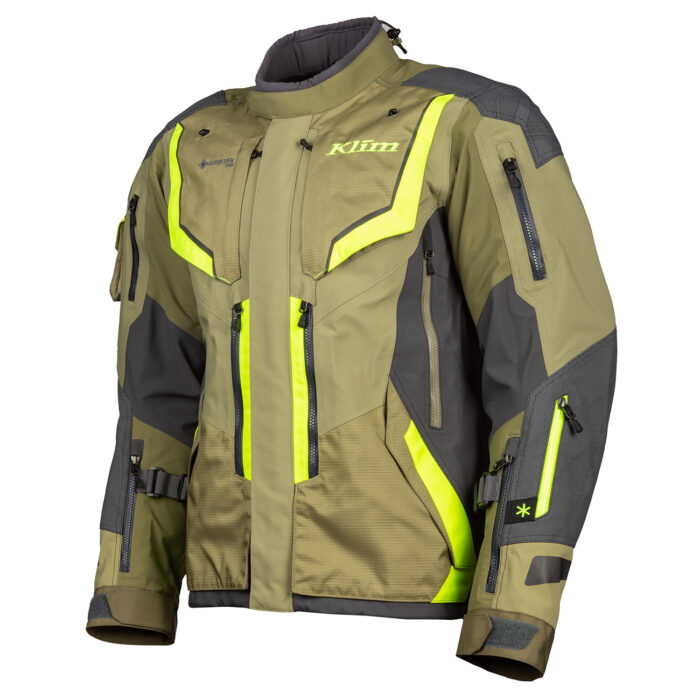 KLIM Badlands Jacket Sage